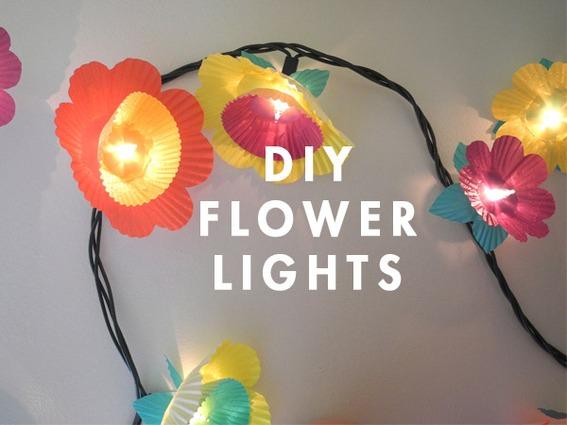 lamps flower
